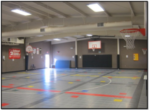 In 2010, Levelland ISD used $2 million of its Fund Balance to renovate Capitol Elementary including the construction of this campus multipurpose room.