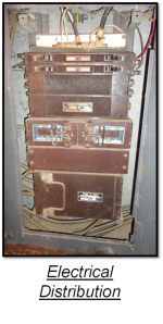 This electrical distribution panel at South Elementary simply cannot provide the power necessary to utilize modern technology.