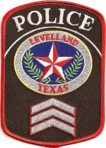 Levelland Police Patch Generic