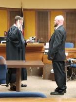 Lance Scott sworn in as Constable Pct. 5