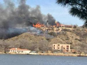Ransom Canyon Fire