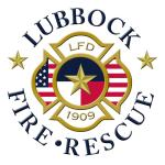 Lubbock Fire Rescue logo