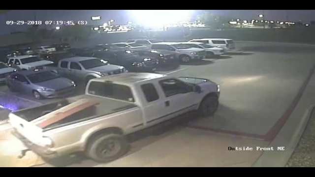 wolfforth police locate pickup